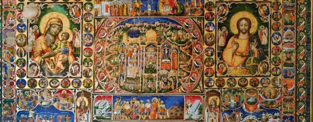 Ikonen-Malerei in Plovdiv
