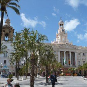Cadiz_Plaza de San Juan de Dios