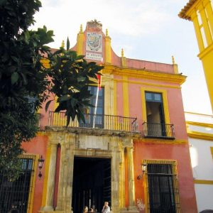 Stadtpalast in Sevilla