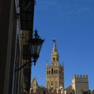 Giralda (Turm der Kathedrale)