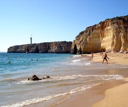 Felsalgarve Praia da Rocha