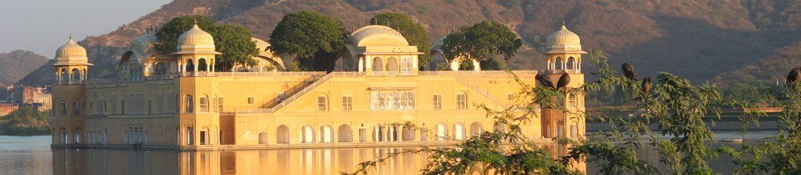 Wasserpalast Jaipur