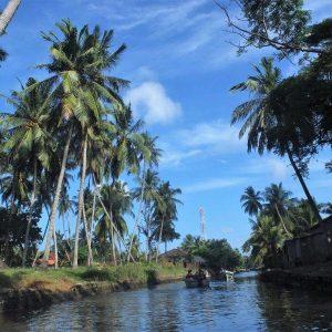 Der holländische Kanal in Negombo
