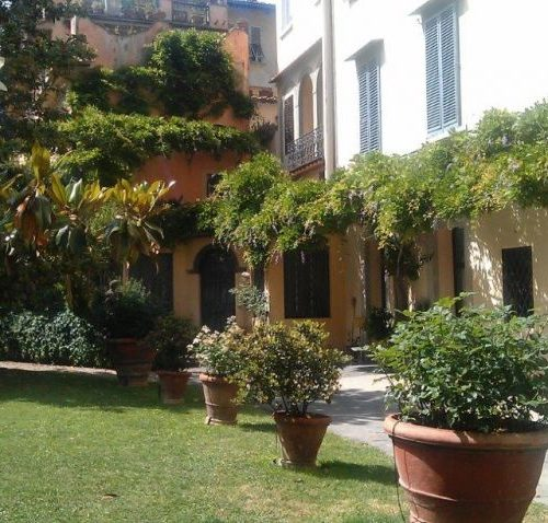 Innenhof in Florenz