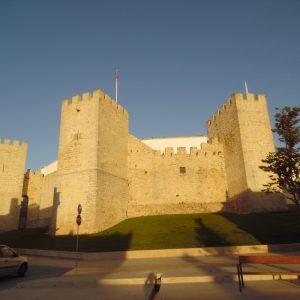 Die maurische Burg von Loule