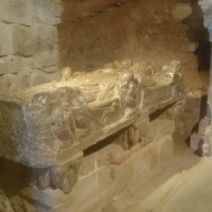Grablege eines Mönches in Suso