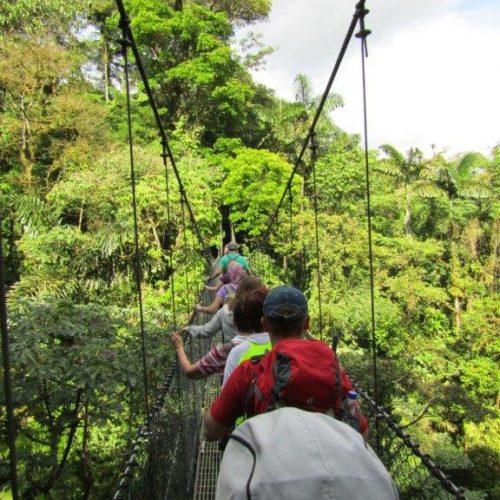 Freie Plätze für sehende Gäste auf unserer Costa Rica Reise