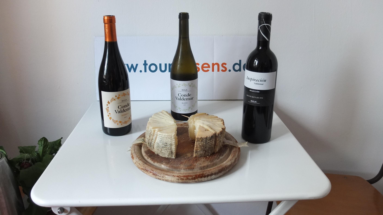 Rückblick: Stuttgarter Schnuppertour Stadtteilspaziergang, Musik und Weine der Rioja