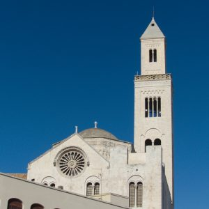 Die romanische Kathedrale von Bari