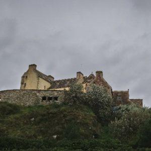 Ballone_Castle auf_der_Tarbat_Peninsula