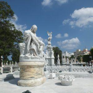 Grabkunst auf dem Friedhof von Havanna