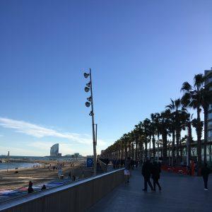 Barceloneta - Strand