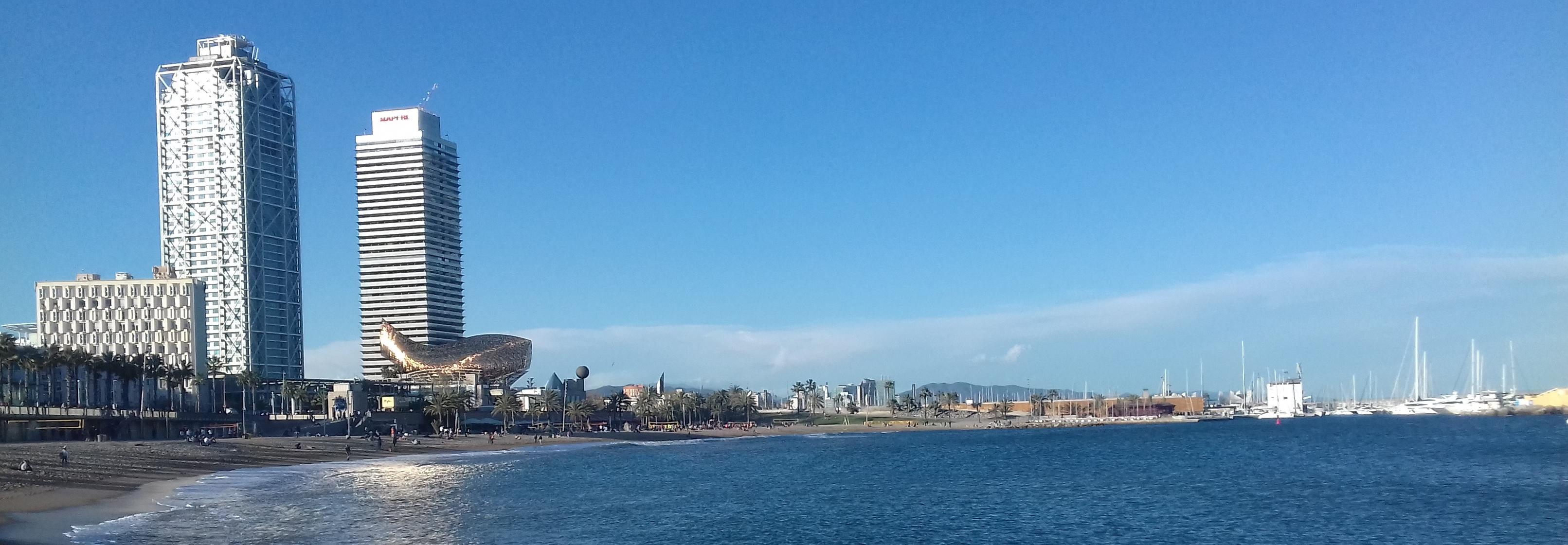 Barcelona Frühjahr Entdeckungen in der katalanischen Metropole am Meer