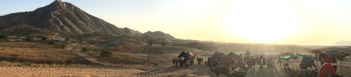 Panorama Pushkar