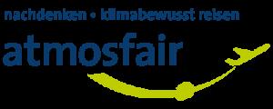 das Logo von atmosfair