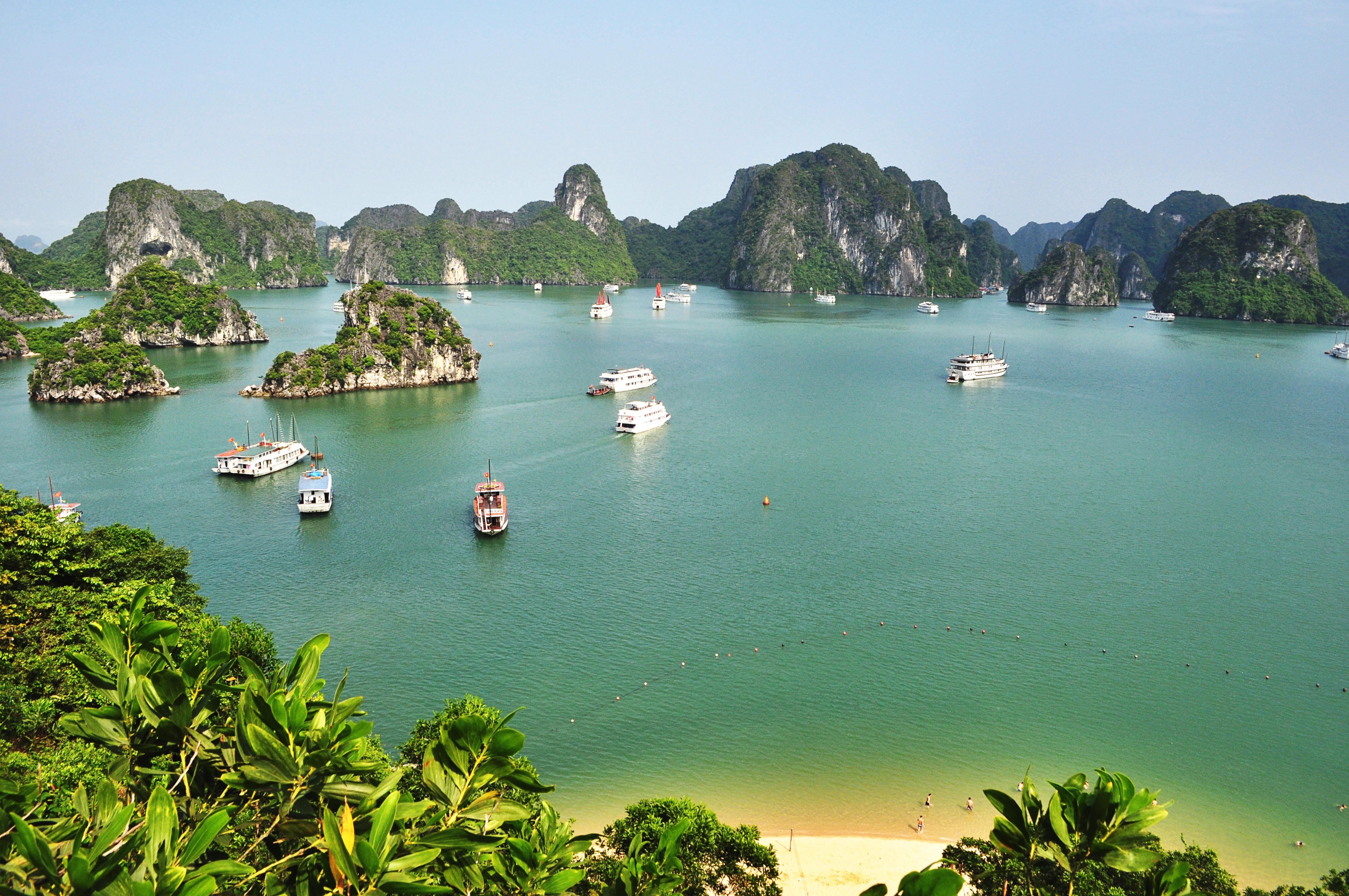 Freie Plätze: Vietnam im November