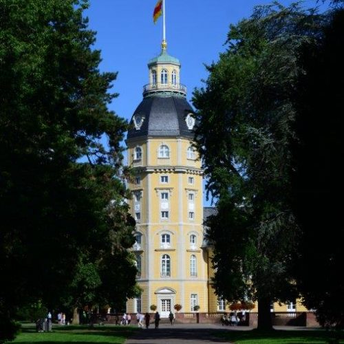 Schlossturm Karlsruhe