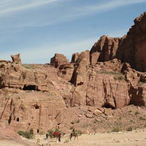 Die Königsgräber von Petra