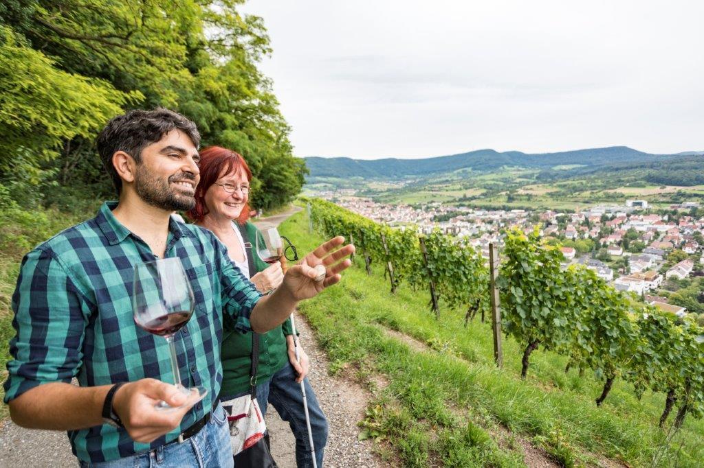 Weinstadt für alle Sinne, 01.08.2021